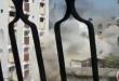 כוחות לבנוניים ופלסטיניים מגנים התוקפנות הישראלית בעזה