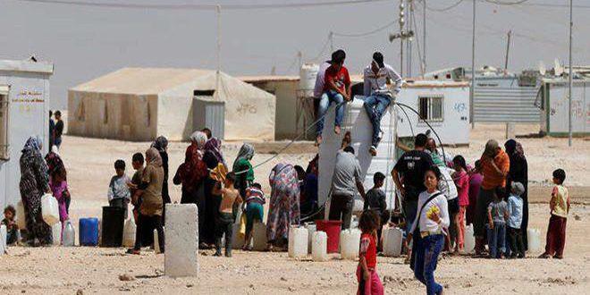 """בצל המשך המכשולים של וואשינגטון, סוריה ורוסיה רואות שהאו""""ם הוא שנושא באחריות לגבי הפחתת גודל האסון האינושי במחנה אל-הול שבאל-חסקה"""