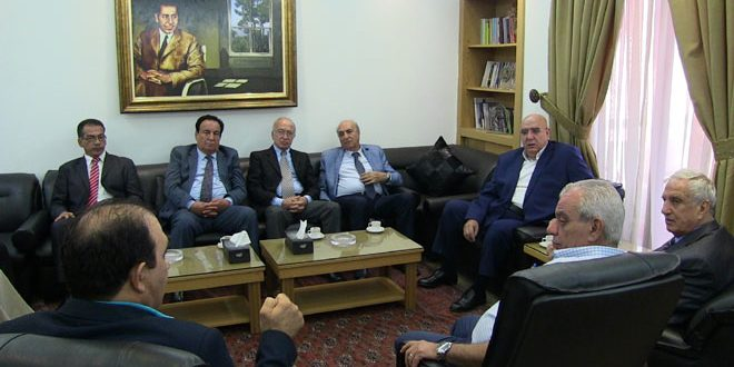 סעד: עמידת סוריה האיתנה הכשילה את התוכנית הטרוריסטית המיועדת לפגוע בה