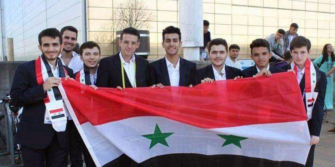 שתי מדליות כסף וארד בנוסף לשלוש תעודות הוקרה לסוריה באולימפיאדה העולמית למתמטיקה בבריטניה