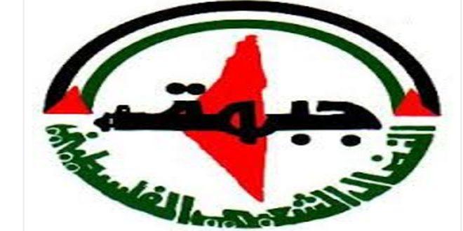 חזית המאבק העממי הפלסטיני גינתה את התוקפנות הישראלית על סביבות דמשק