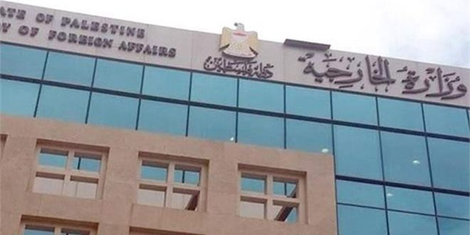 משרד החוץ הפלסטיני מגנה השתתפות בכירי הבית הלבן בפרצות המתנחלים למסגד אלאקצה