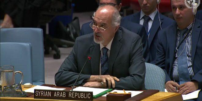 אלג'עפרי הדגיש את צורך סיום הכיבוש הטורקי והאמריקני לשטחים הסוריים