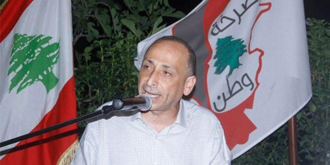 איש מפלגה לבנוני מדגיש שהממשל הטורקי תומך בטרוריסטים שבאידלב