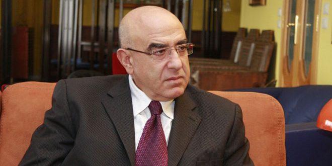 """חמדאן: סוריה השיגה ניצחונות גדולים על הטרור הנתמך על ידי ארה""""ב"""
