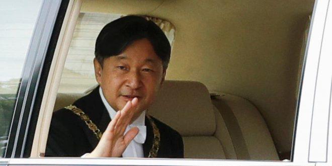 הקיסר נארוהיטו הדגיש כי יאפעל על פי החוקה וימלא את אחריותיו