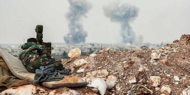 מרכז התיאום הרוסי: טרוריסטי חזית אלנוסרה ביצעו 22 תקיפות נגד האזורים הבטוחים במחוזות חלב לטקיה אידליב וחמאת