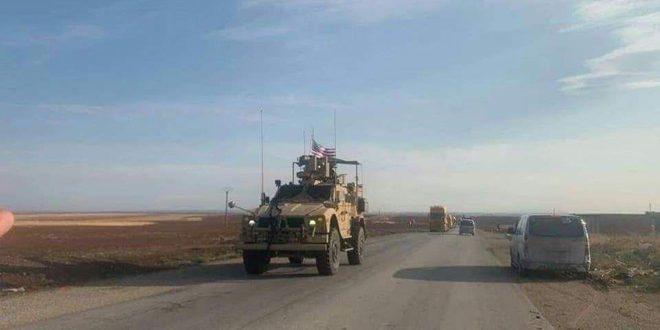 הכיבוש האמריקאי ממשיך לסגת את כוחותיו משטחי סוריה והעברתם לכיוון עיראק