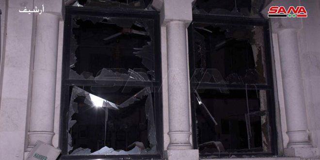 שני אזרחים נפלו ושנים נוספים נפצעו בהתקפה שבצעו ארגוני הטרור בכפר מניאן מערבית לחאלב