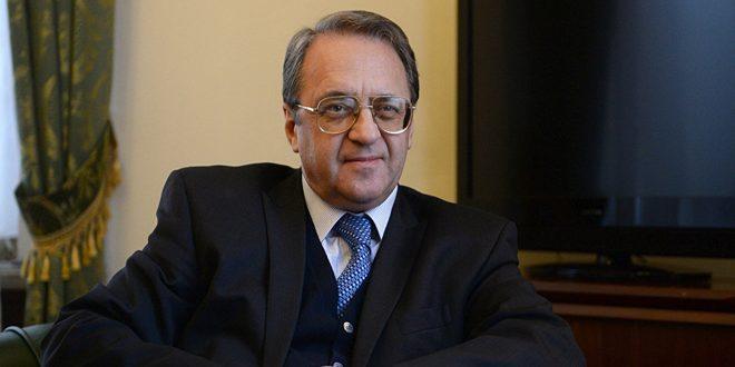 משרד החוץ הרוסי : המצטרפים לפגישת אסטנה הבאה ידונו במה שמתרחש בשטח