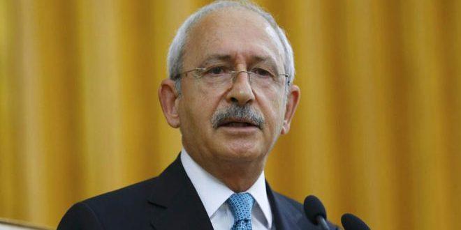 קליצ'דאר אוגלו: ארדואן נושא באחריות על המצב שאליו הגיעו סוריה והאזור