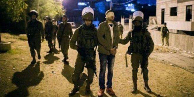 עשרות פלסטינים נפצעו לאחר שנתקפו על ידי כוחות הכיבוש ברמאללה