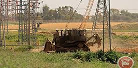 כלי רכב צבאיים ישראליים חדרו לצפון רצועת עזה הנצורה