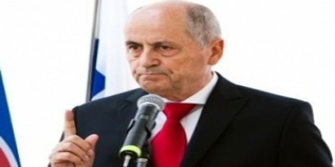 צ'ארנו גורסקי הדגיש כי סוריה מגינה על ריבונותה