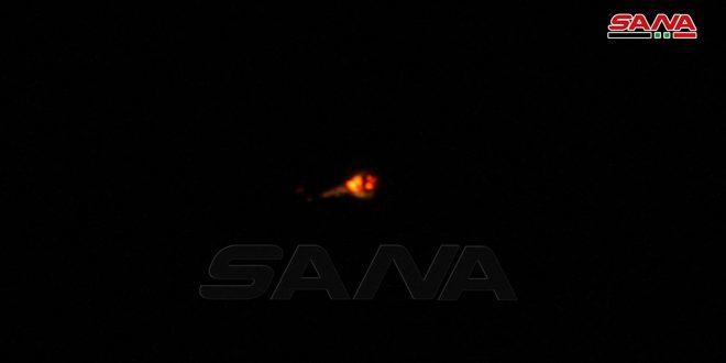 חזבאללה והחזית העממית גינו את התוקפנות הישראלית בסביבות דמשק