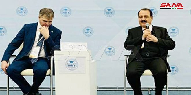 השגריר חדאד: התמיכה בארגוני הטרור שבסוריה פוגעת באנושות