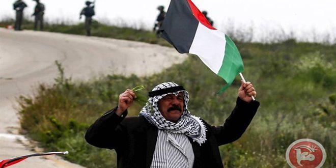 חזית השחרור הדגישה כי הפלסטינים ממשיכים במאבק שלהם למען מיגור הכיבוש