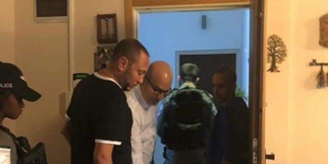 כוחות הכיבוש עצרו את השר הפלסטיני לענייני אל-קודס