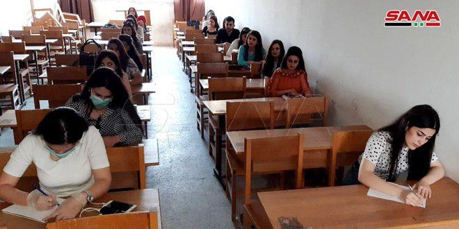 לאחר השעיה של חודשיים וחצי חידושו הלימודים באוניברסיטאות ובמכונים להשלמת הסמסטר השני של השנה האקדמית הנוכחית