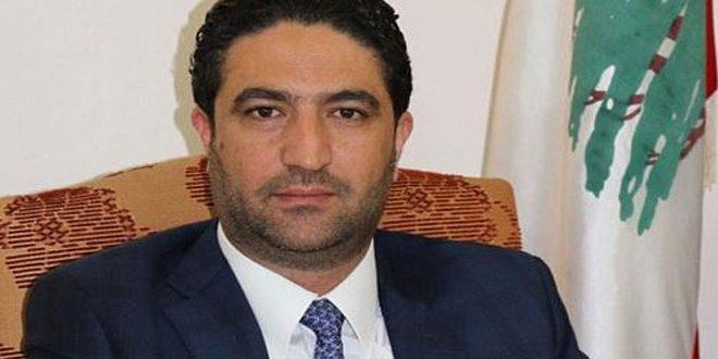 אלע'ריב הדגיש כי התאום עם סוריה אינטרס לבנוני