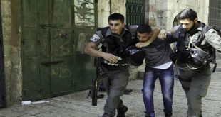 כוחות הכיבוש עוצרים 4 פלסטינים בחברון
