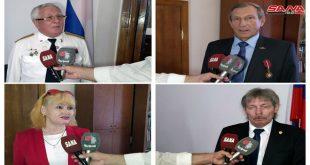 מומחים צבאיים רוסים: בחירות מועצת העם צעד חשוב בתהליך חיזוק היציבות בסוריה