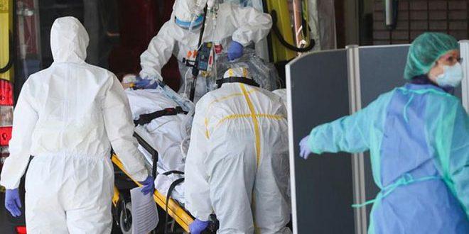 יותר מ-561 אלף בני אדם מתו וכ-12.6 מיליון אובחנו כחיוביים בקורונה