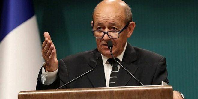 """משרד החוץ הצרפתי : מתווה ישראל לסיפוח שטחים פלסטיניים מפיר החוק הבינ""""ל"""
