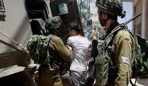 הכוחות הישראלים עצרו 5 פלסטינים בגדה המערבית