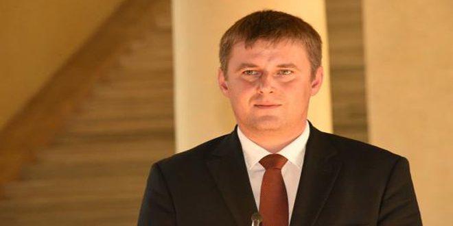 שר החוץ הצ'כי: המנגנון החדיש של שיתוף הפעולה עם סוריה פותח את האופקים מול פרוייקטים הומניטריים ופיתוח