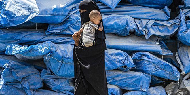 ילדה נפטרה בשל מחסור הטפול הרפואי במחנה אל-הול מזרחית אל-חסכה