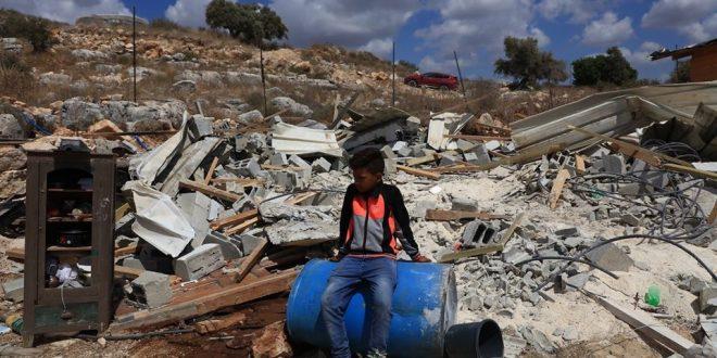"""חזית המאבק העממי הפלסטיני: הקהילה הבינ""""ל צריכה להפסיק את תוכניות הכיבוש המיועדות להרוס את הכפר פראסין"""