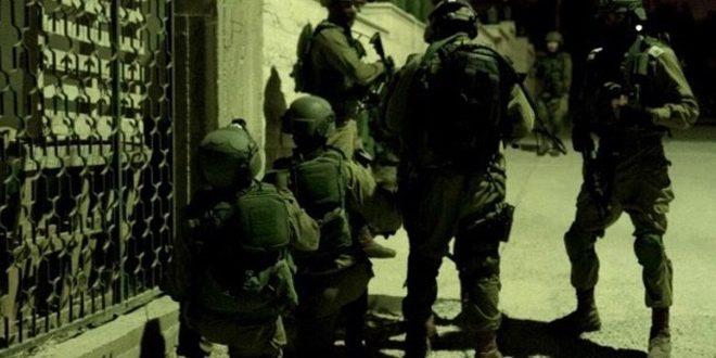 מעצרם של 8 פלסטינים בגדה המערבית