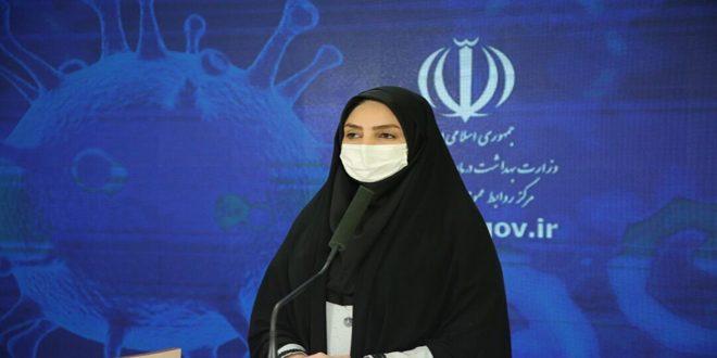 2697 מקרי הידבקות חדשים בקורונה באיראן ביממה האחרונה