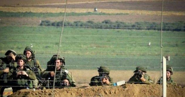 כוחות הכיבוש מחדשים התקפותם נגד החקלאים הפלסטינים דרומית לרצועת עזה