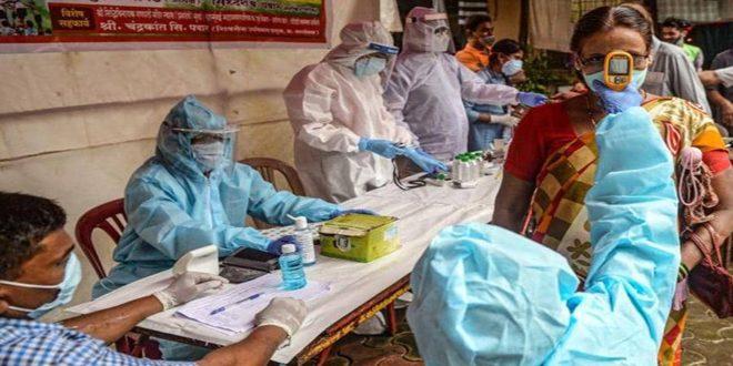 הודו: 70,589 אובחנו בקורונה ביממה האחרונה