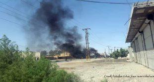"""מליציה קס""""ד חוטפת כמה אזרחים מכפר אלשחיל שבפרבר דיר א-זור המזרחי"""