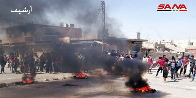 חיסול איש קסד ופציעת אחרים בפרפריות של אל-חסכה ודיר א-זור