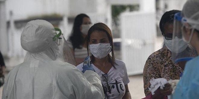ברזיל: 571 מתו מקורונה ביממה האחרונה