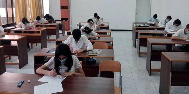 182 סטודנטים סורים הצטרפו לאולימפיאדה של הנדסת המתמטיקה
