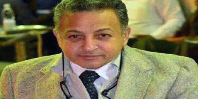 מפלגת האיחוד הדמוקרטי המצרית קוראת לעמידה רצינית להסרת הצעדים השרירותיים המערביים והחד צדדיים המוטלים על סוריה