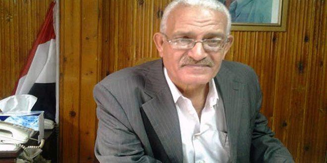 פרלמנטרי מצרי : ההתקפות הישראליות והמשך שני הכיבושים האמריקני והטורקי בשטחי סוריה ניסיון נואש לתמוך בטרור שם