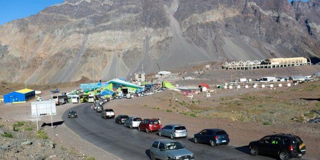 רעידת אדמה בעוצמה 5.8 הכתה סמוך לגבול של צ'ילה עם ארגנטינה