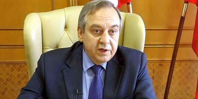 סגן ראש ממשלת קרים.. שיתוף הפעולה המסחרי עם סוריה הולך ומתפתיח