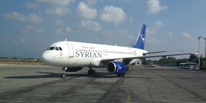 החל מיום שישי הבא טיסה אווירית מחאלב לביירות