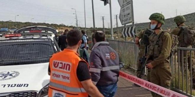 פלסטיני נפל חלל מירי כוחות הכיבוש בסלפית