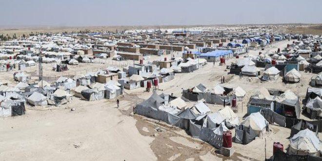 ילד נפטר במחנה אל-הול שבשליטת מיליציה קסד בפרבר אל-חסכה