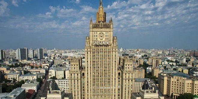 מוסקבה גינתה את התוקפנות האמריקנית באזור הגבולות הסוריים / עירקאיים