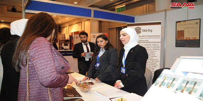 פורום סרפקס 2021 נפתח בדמשק בהשתתפות 65 חברות