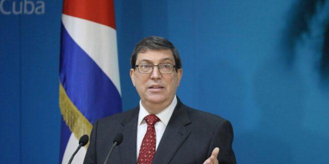 קובה מגנה את התוקפנות האמריקנית נגד דיר א-זור ליד גבול סוריה-עיראק